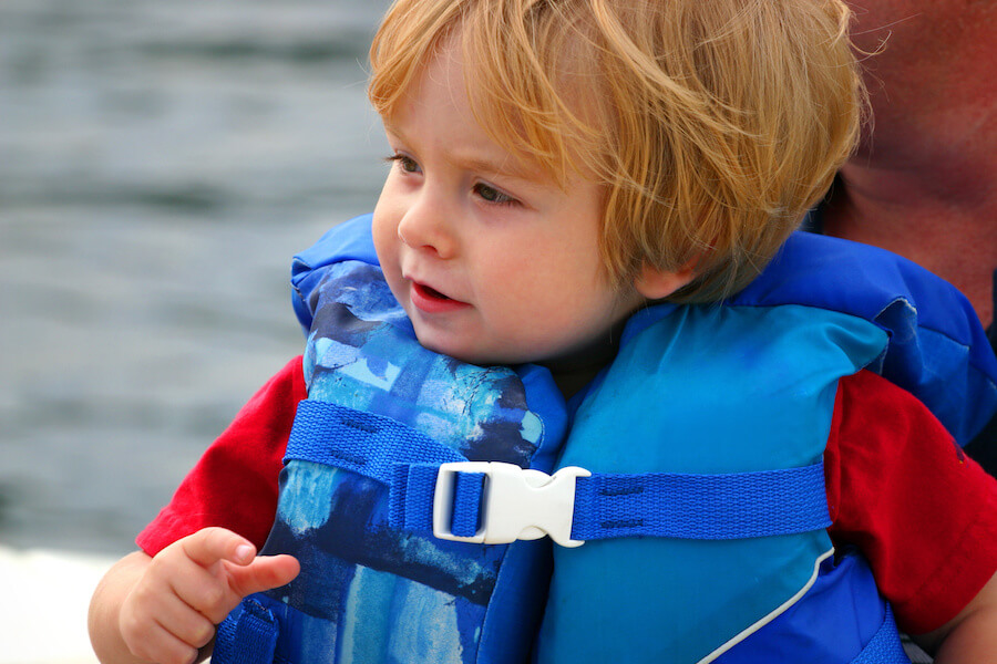 Young Children and Water Safety