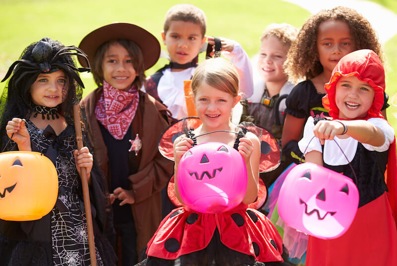 Age-Appropriate Halloween Costumes for Kids