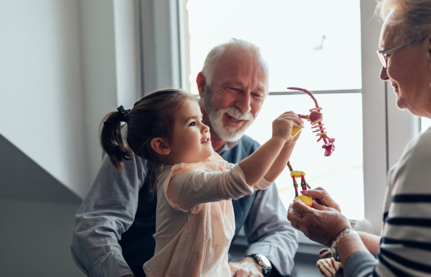 Strengthening the Child-Grandparent Relationship